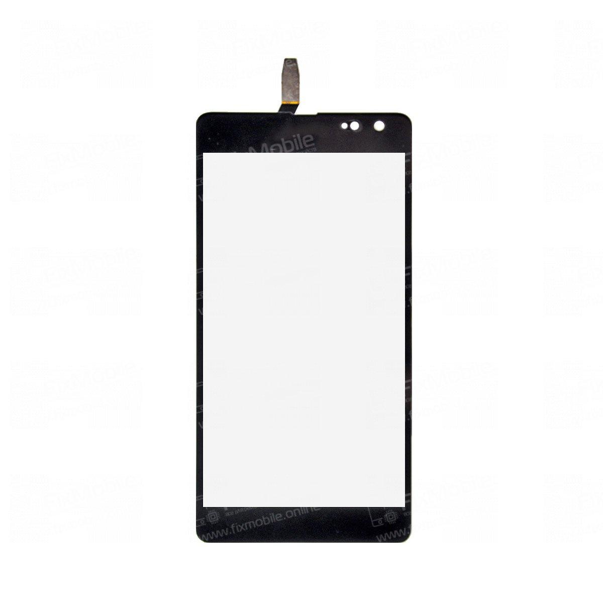Тачскрин (сенсор) для Microsoft Lumia 535 Dual (черный) - CT2S1973FPC