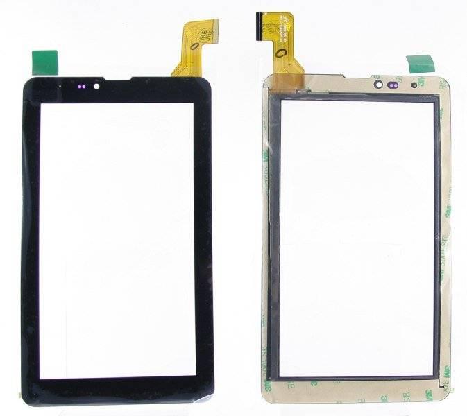 Тачскрин (сенсор) универсальный 7.0 FPC-FC70J835-01 (черный)