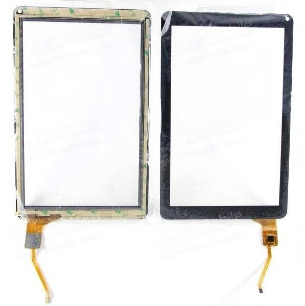 Тачскрин (сенсор) универсальный FPC-FC80S180-FC80S120 8.0 (черный)