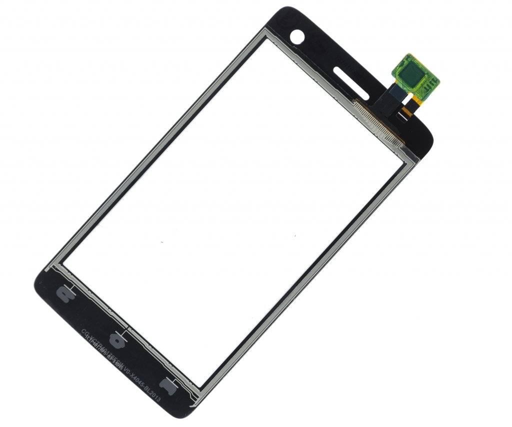 Тачскрин (сенсор) для Fly Era Nano 4 (IQ4490) (белый)