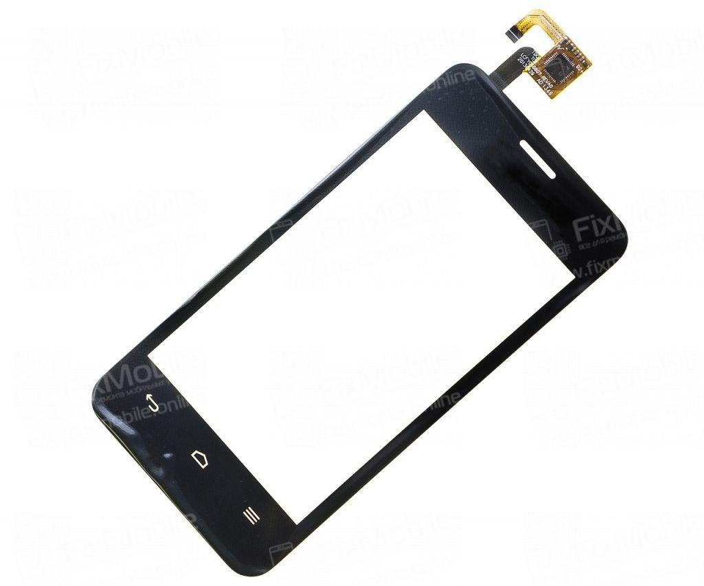 Тачскрин (сенсор) для Huawei Ascend Y320 (черный)