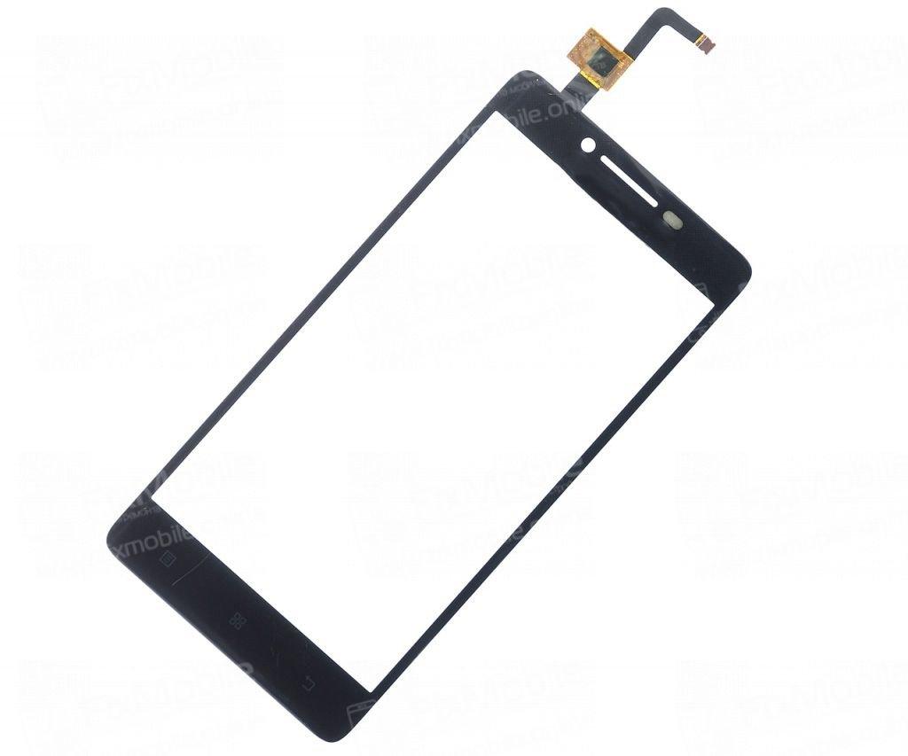 Тачскрин (сенсор) для Lenovo A6000 (черный)