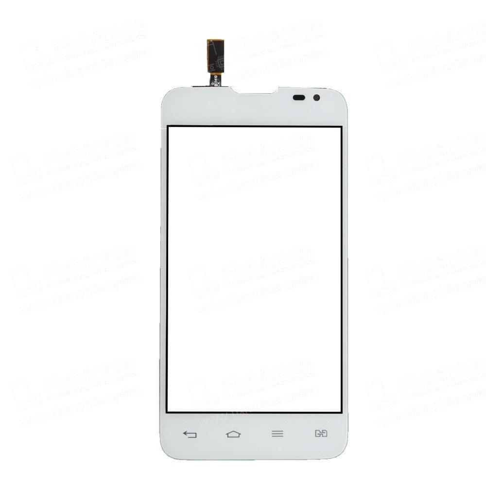 Тачскрин (сенсор) для LG L Series III (D285) (белый)