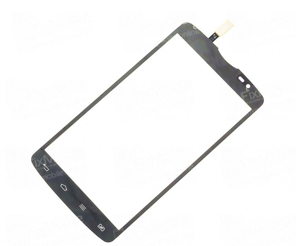Тачскрин (сенсор) для LG L Series III (D380) (черный)