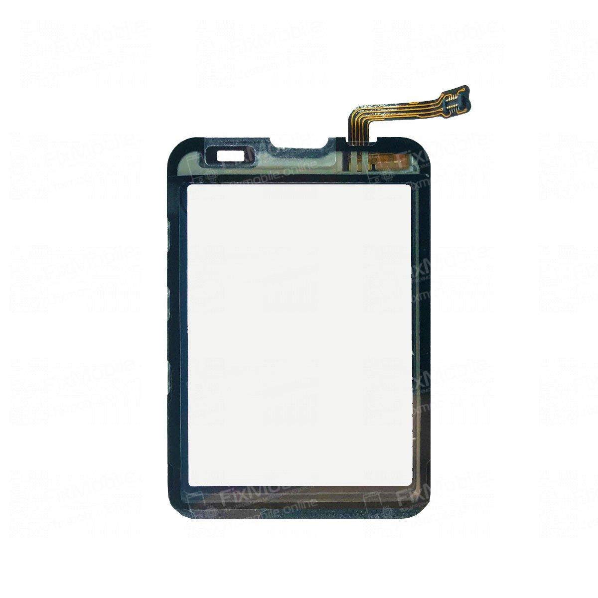 Тачскрин (сенсор) для Nokia C3-01 (золото)