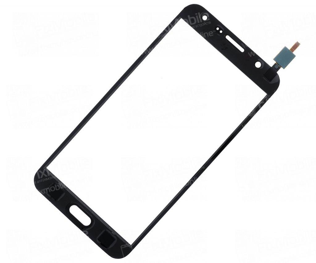 Тачскрин (сенсор) для Samsung Galaxy J7 (J700F) (белый)