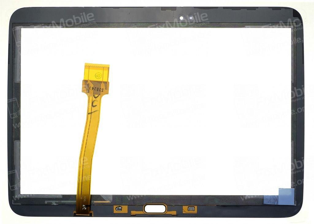 Тачскрин (сенсор) для Samsung Galaxy Tab 3 10.1 WiFi (P5200) (черный)