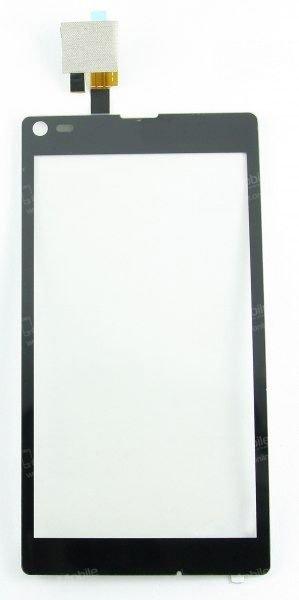 Тачскрин (сенсор) для Sony Xperia L (C2105) (черный)