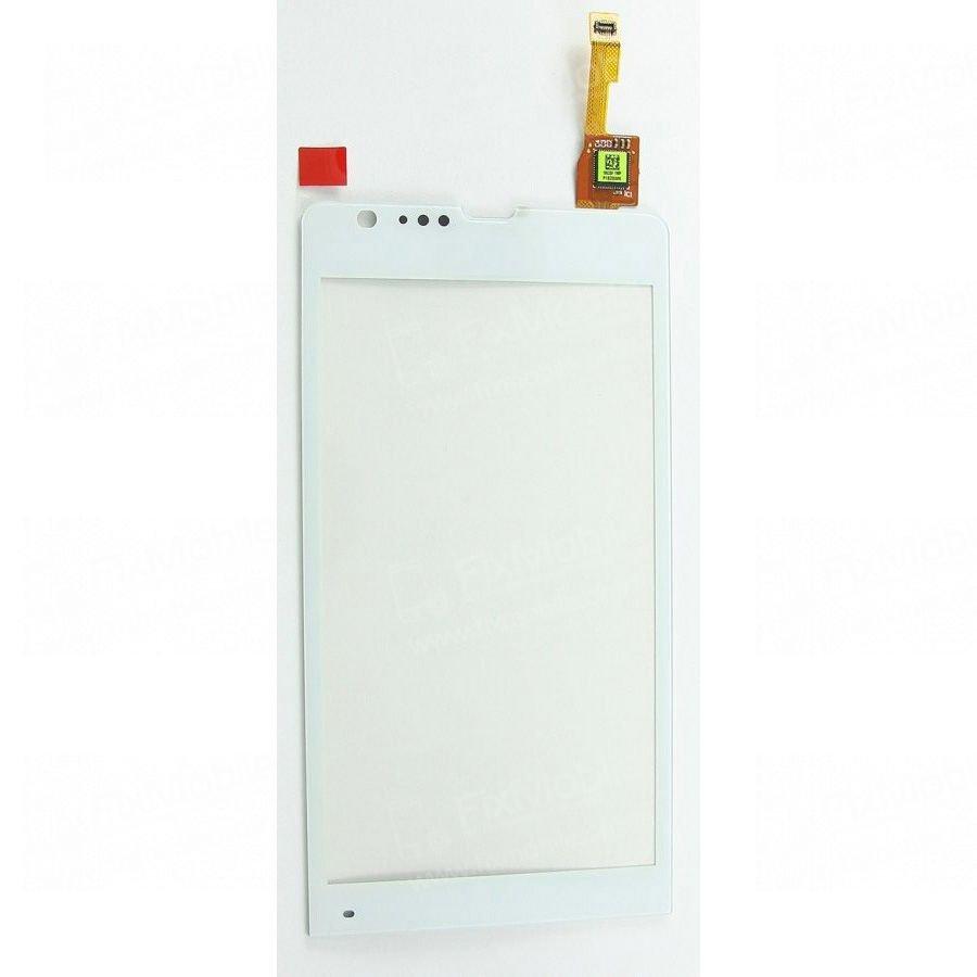 Тачскрин (сенсор) для Sony Xperia SP (C5302) (белый)