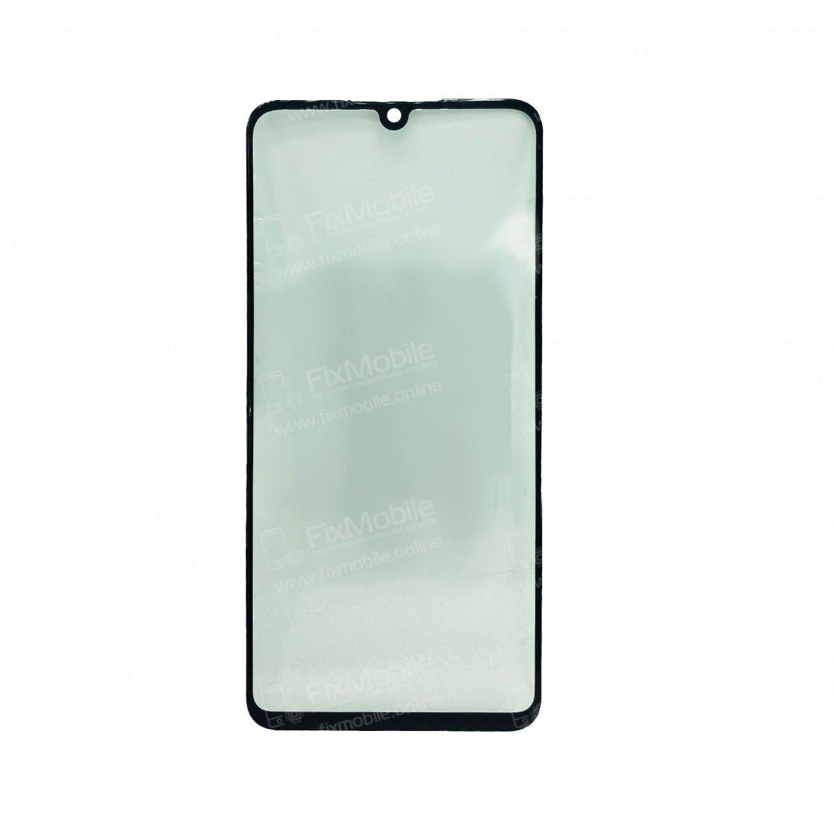 Стекло для Huawei P30 Lite (черное)