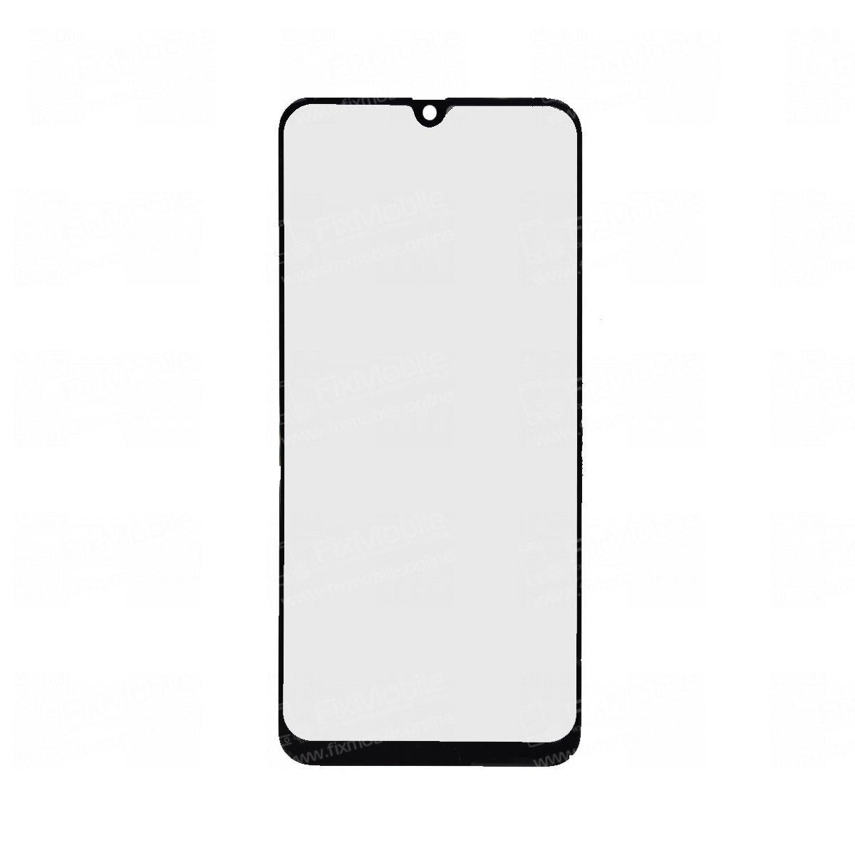 Стекло для Samsung Galaxy A50 (A505F) (черное)