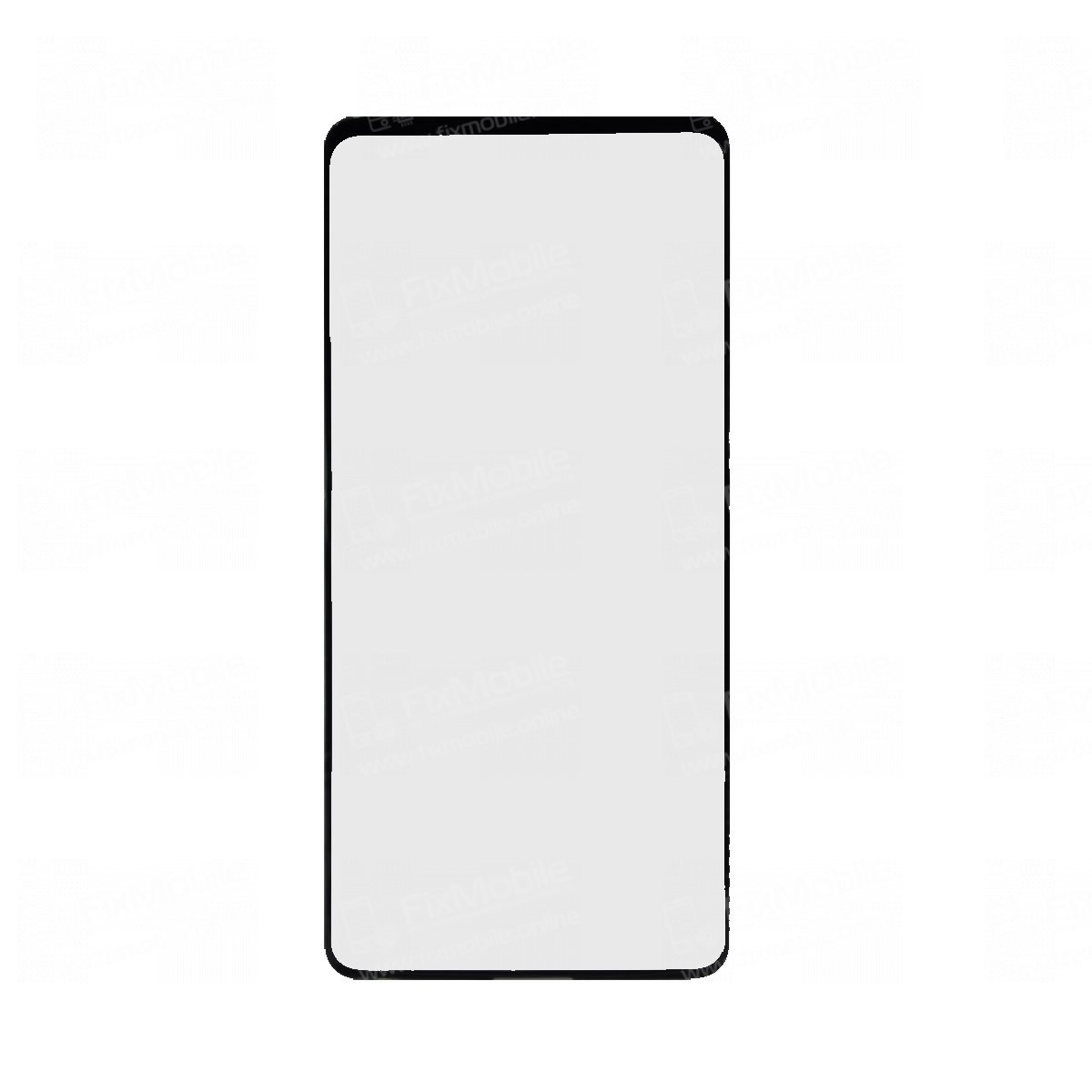 Стекло для Samsung Galaxy M31s (M317F) (черное)